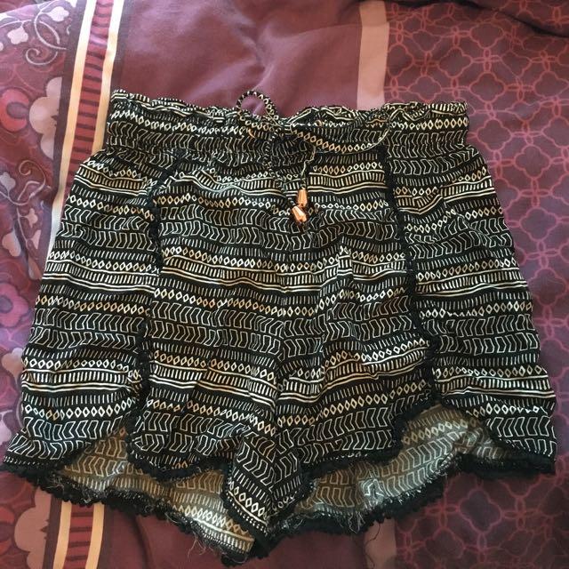 Soft Dress Shorts
