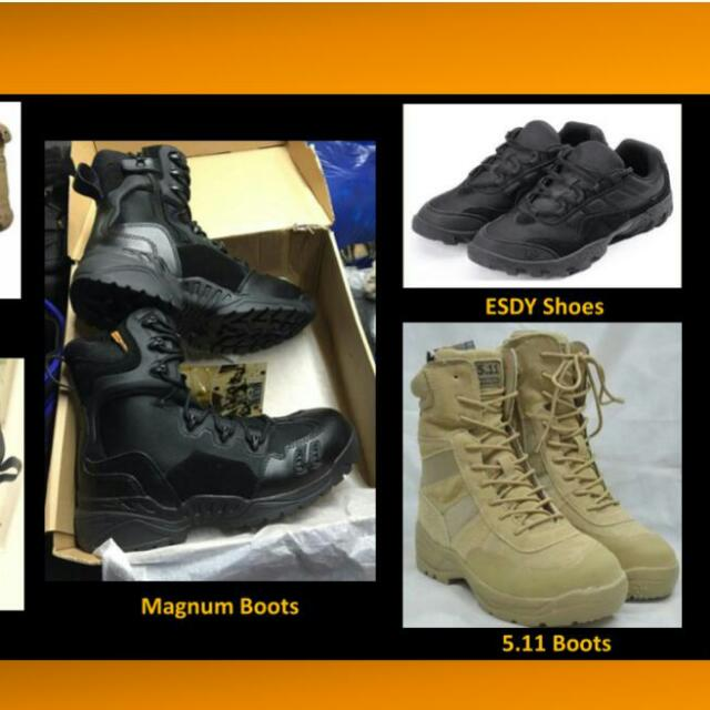 Tactical/ Outdoor SHOES