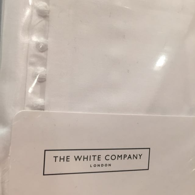 The White Company London - King Pillow Shams