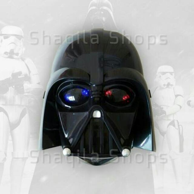 Topeng Darth Vader Star Wars