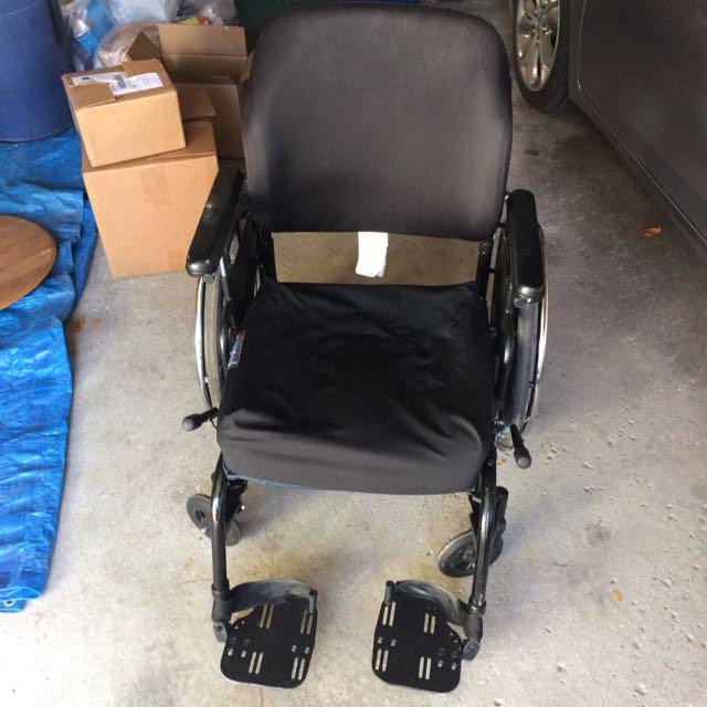 Wheelchair- Breezy 600