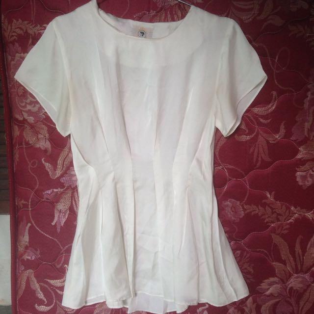 White Blouse (CIEL)