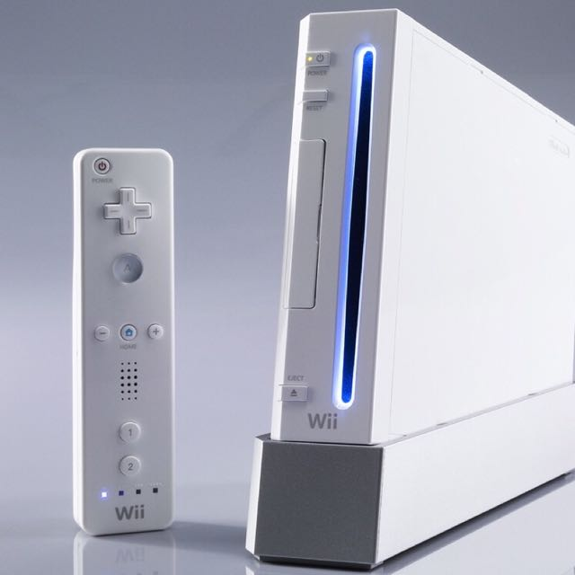 Wii + Games&accesories