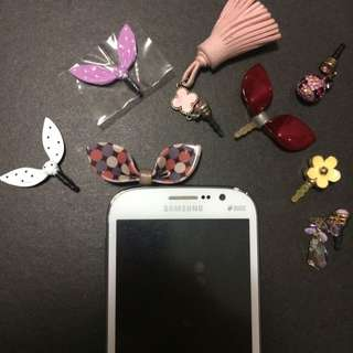 Accesories Plug For All Type Phone
