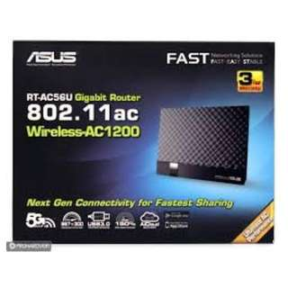 BNIB Sealed ASUS Wireless AC1200 Dual-Band Router RT-AC1200