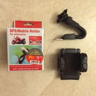 GPS/Phone holder for motorbike