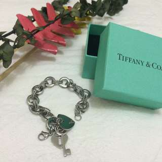 Tiffany And Co Silver Chain Bracelet