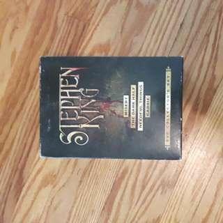 Stephen King box Set (4)