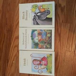 3 Classic Children's Stories