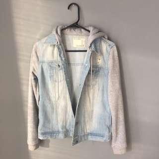 Baby Blue Jean Jacket