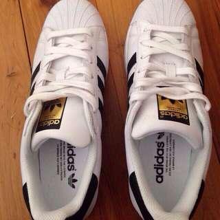 Adidas Superstars Brand New