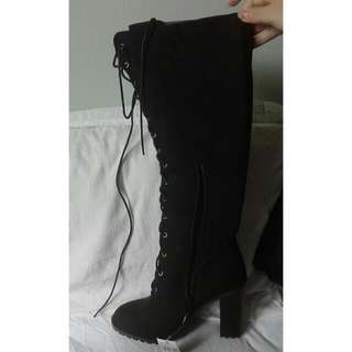 Knee High Boots - Price Includes Shipping