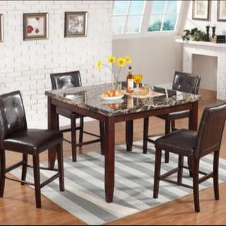 Beautiful 5 Pcs Table Set