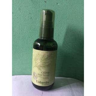 Olive Hair Serum Naturals