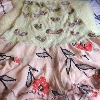 Alannah hill 100% Silk Shirt