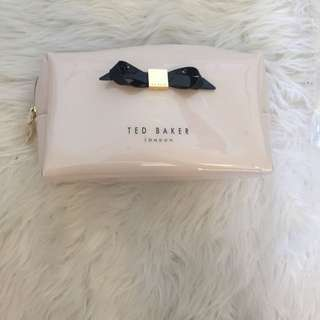 Auth Ted baker Bow Pouch