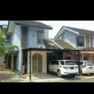 Di Jual Cepat Rumah Cluster 2 Lantai Daerah Moderland, Tangerang