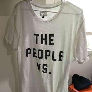 THE PEOPLE Vs. Tee XL