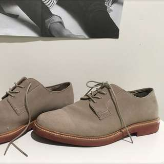 Country Road Suede Shoes
