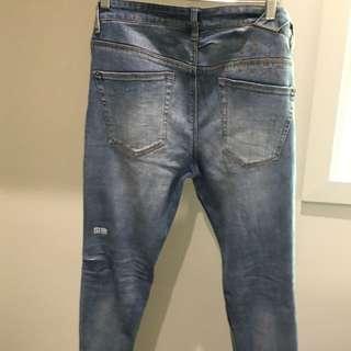 Ksubi Men's Ripped Jeans