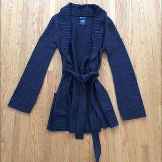 Blue Notes Sweater