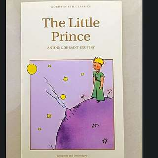 BRAND NEW The Little Prince
