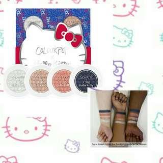 Colourpop X Hello Kitty's Apple Pie