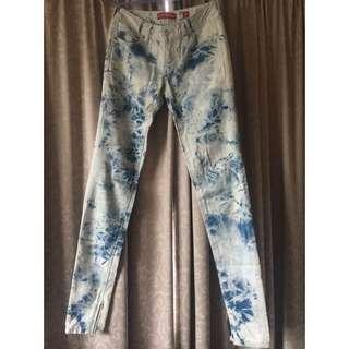Levi's 831 Extreme Skinny Jeans
