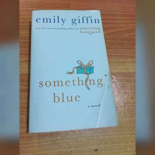 Something Blue English Version