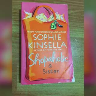 Sophie Kinsella Shopaholic And Sister