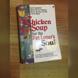 Chicken Soup For Pet Lovers