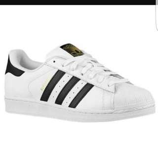Authentic Brand New Adidas Original Superstar Size 7 Or 38. Tags Still On. Too Small For Me, So Looking To Sell.