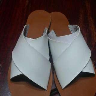 Brand New Sandals White