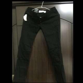 黑褲全新27腰