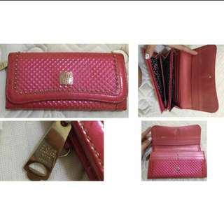 Pre Loved Ana Sui Wallet