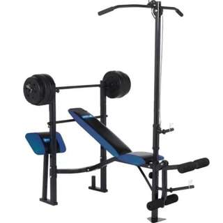 Winnow wp203 7-in-1 Weight Bench Press