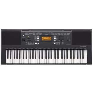 Yamaha PSR 343 Portable Keyboard with Piano Book