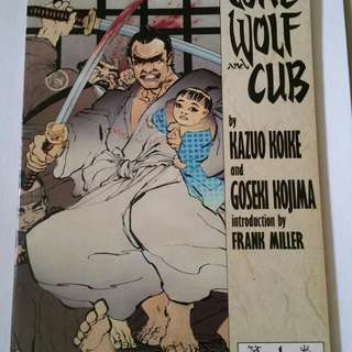 Lone Wolf And Cub Volume 1 To 45