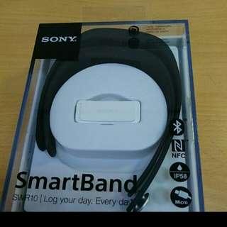 Sony Swr10 智慧手環 穿戴裝置 #新春5折