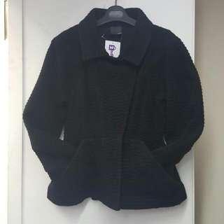 100%real  Fendi 黑色外套