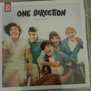 1D (Up All Night Album)
