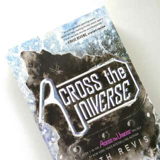 BN Across The Universe by Beth Revis
