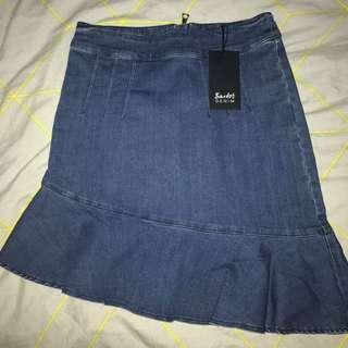Chicha Frill Skirt