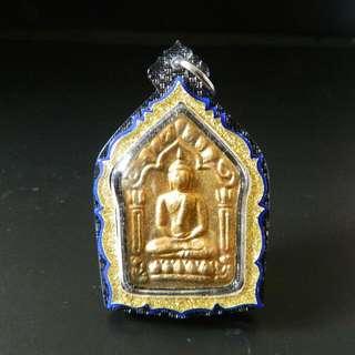 Khun Pean Prai Guman Gold Tarkut Lp Wan Wat Klong Khun