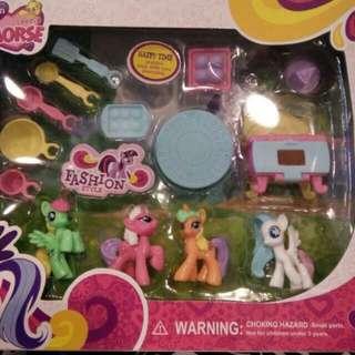 little pony fashion style