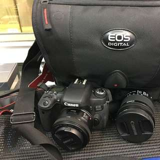 Canon 760D Body Only