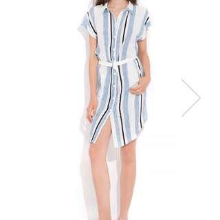 Wish Subdue Shirt Dress