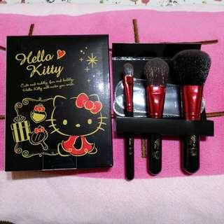 Hello Kitty 刷具組