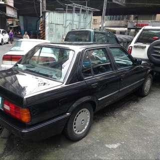 售 1989 E30 320 自排 六缸 驗車身