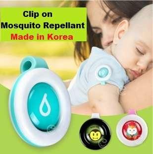 Clip on Mosquito Repellant